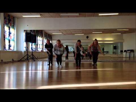 Missy Elliot  Lose Control Choreography