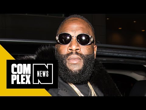 Rick Ross Returns Home From Hospital After Medical Scare