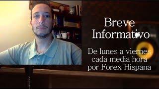 Breve Informativo- Noticias Forex del 21 de Agosto 2018