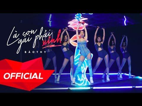 BAO THY - LA CON GAI PHAI XINH M/V (ft. KIMMESE) (Official)
