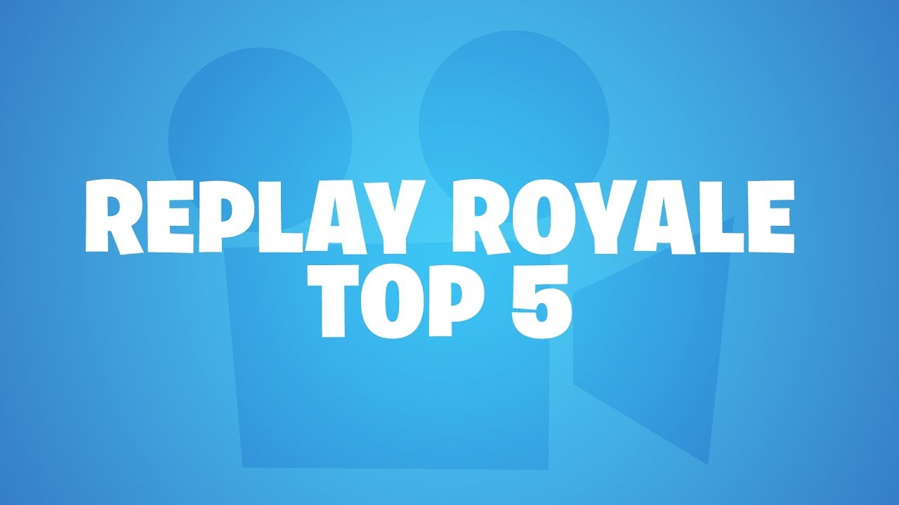 REPLAY ROYALE | CONTEST WINNERS