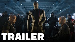 Fast and Furious Presents Hobbs and Shaw: First Trailer (2019) Dwayne Johnson, Jason Statham