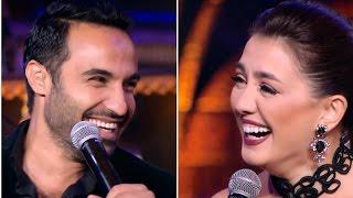 فيديو سؤال صادم من كندة علوش لأحمد فهمي يدخل الجمهور في نوبة من الضحك