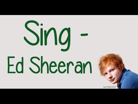 sing-(with-lyrics)---ed-sheeran