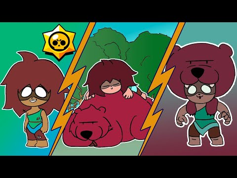 BRAWL STARS ANIMATION: NITA X BEAR  (Origin)