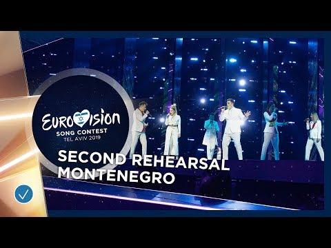 Montenegro 🇲🇪 - D Mol - Heaven - Exclusive Rehearsal Clip - Eurovision 2019