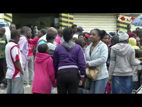 Foreign Nationals Seek Refuge in Police Stations in S Africa