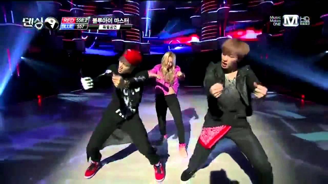 [HD 720p] 130928-Hyoyeon, Kai, Lay Dancing 9 Cut [SNSD ...