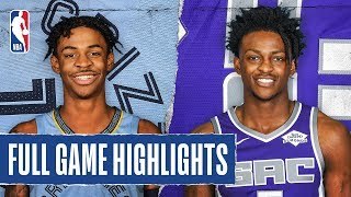 GRIZZLIES at KINGS | FULL GAME HIGHLIGHTS |  January 2, 2020