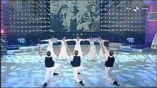 Raffaele Paganini con Mvula Sungani Physical Dance