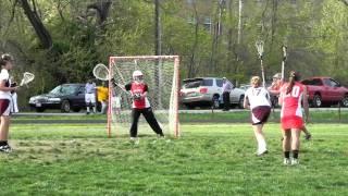 Kara Hogan goal for Towson