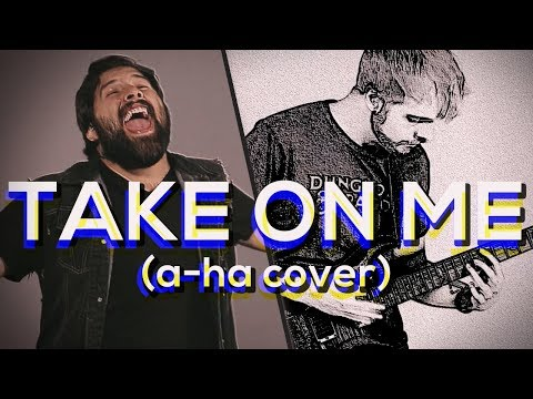 Take On Me (a-ha) - Cover by RichaadEB & Caleb Hyles