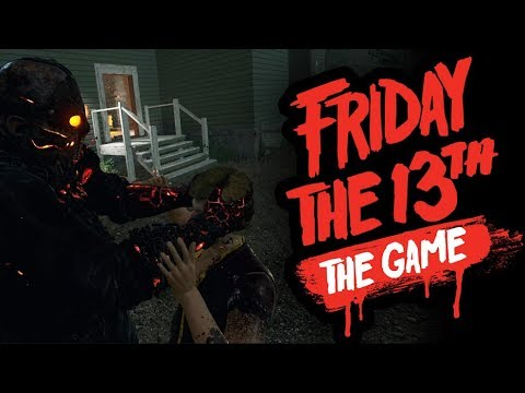 FRIDAY THE 13th - KARMA INSTANTANEO - VIERNES 13 GAMEPLAY ESPAÑOL