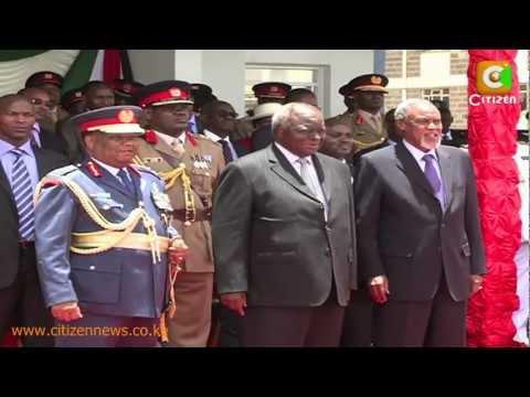 Mweiga Yamsubiri Kibaki