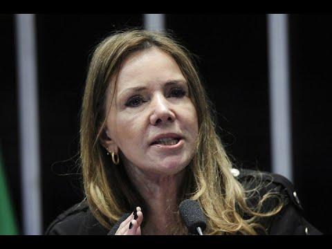 Vanessa Grazziotin critica vetos do presidente Michel Temer à Lei de Diretrizes Orçamentárias