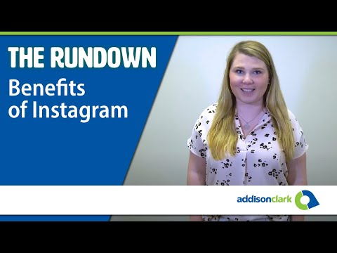 The Rundown: Benefits of Instagram