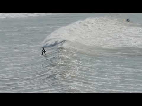 Saunton 5ft Surf Longboarding - 30th April 2013