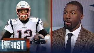 Tom Brady is not going to afford Patriots a Super Bowl LIV win - Jennings | NFL | FIRST THINGS FIRST