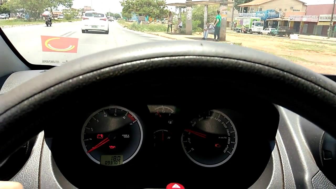Ford Fiesta   Km Por Litro Vp System