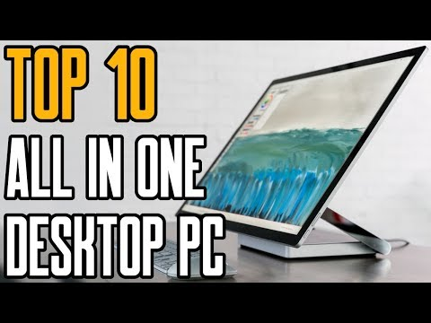 Best All In One PCs [2019] - Top 10 Best AIO Desktop Computers [2019]