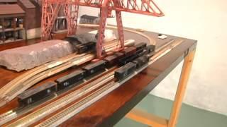 Model Railroads, Model Trains:   Small Layout,  Big Industry.