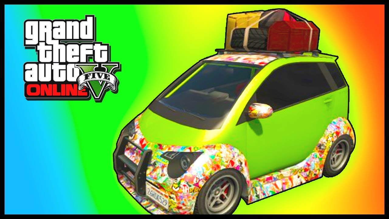 gta 5 new smart car gta 5 panto customization guide. Black Bedroom Furniture Sets. Home Design Ideas