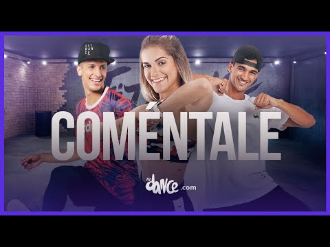 Coméntale - Ozuna ft Akon  FitDance Life Coreografía Dance