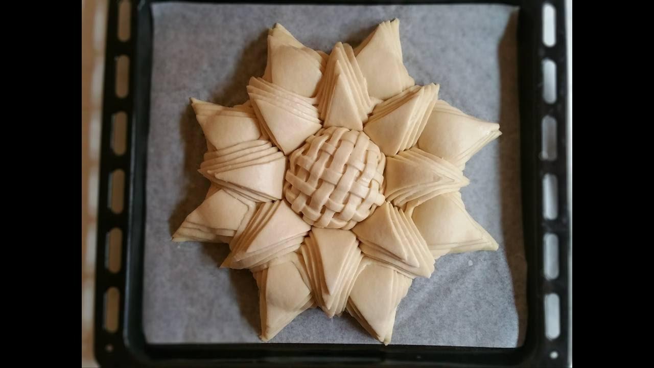 Stella Di Natale In Casa.Star Of Bread Fluffy