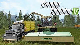 A LAVORO CON ALEX FARMER E PODERAK #209 - FARMING SIMULATOR 17 GAMEPLAY ITA
