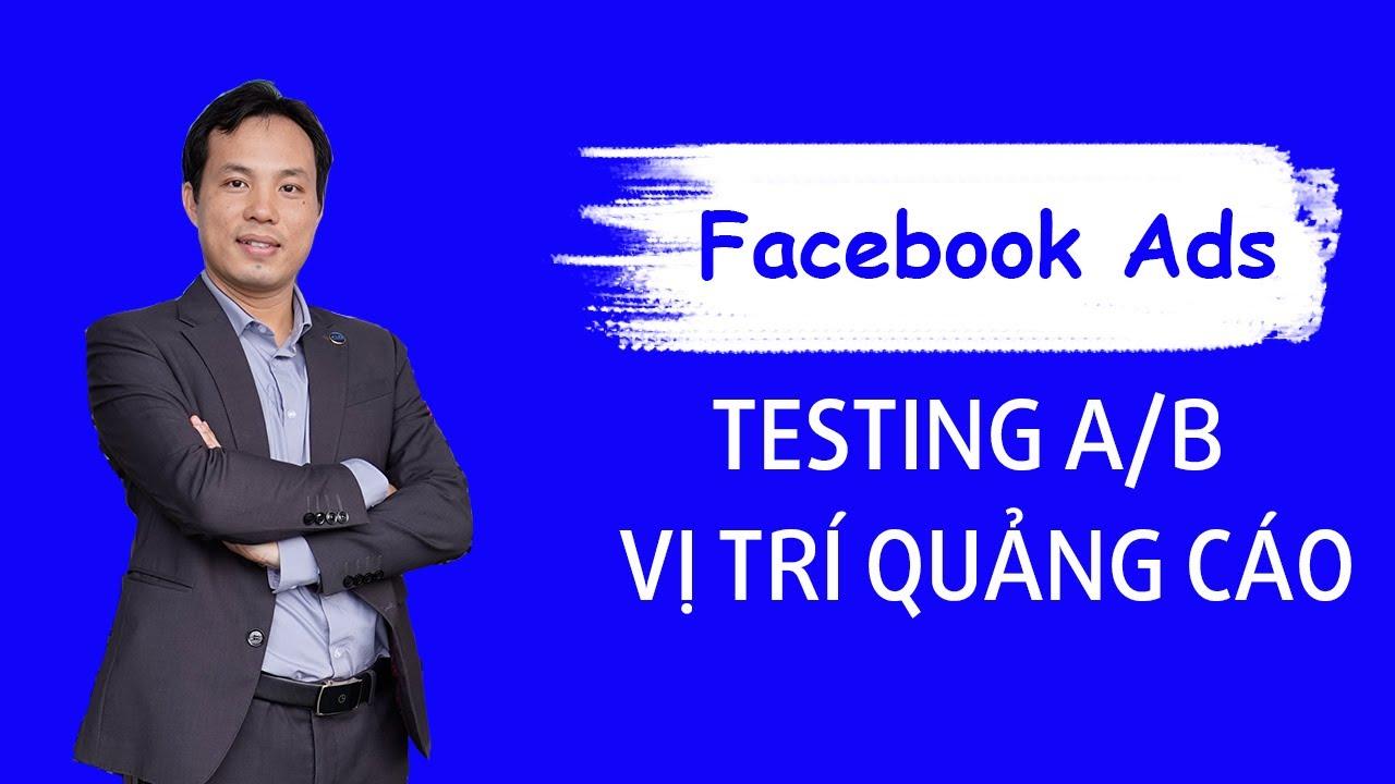 Testing A/B Vị Trí Quảng Cáo