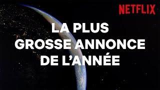 LA PLUS GROSSE ANNONCE DE L'ANNÉE