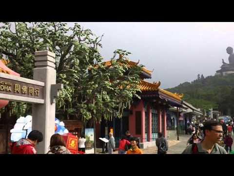 1. HONG KONG +Tian Tan Buddha