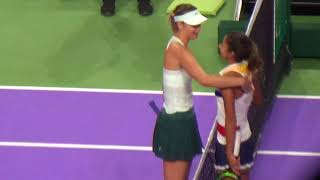 Game,Set and Match Maria Sharapova! Video