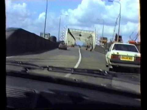 Rondrit door Dordrecht 1988