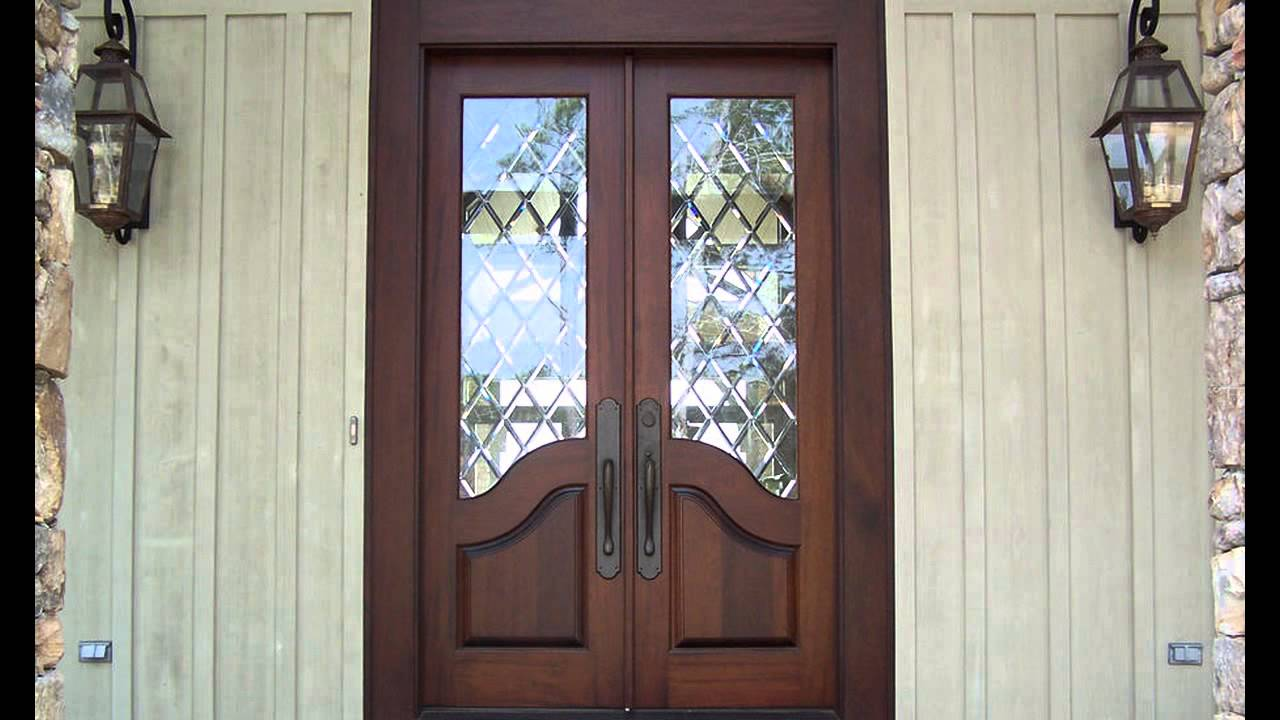 French Front Doors DbyD  Country French Exterior Front Entry - French country front door