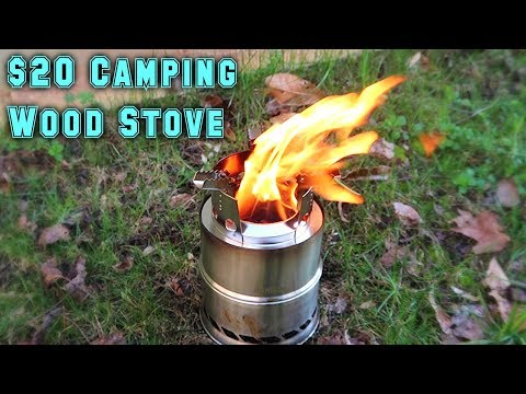 Best $20 Camping Wood Burning Stove
