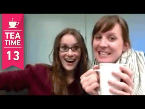 Books & Tea  Tea Time 13