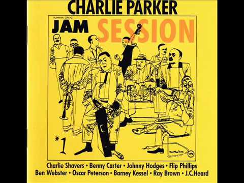 Charlie Parker - Jam Session (1952) {Full Album}