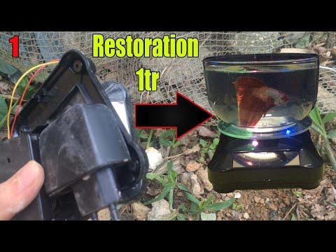 Restoration destroyed product display base  | Restore and Rebuild broken | Restoration 1tr