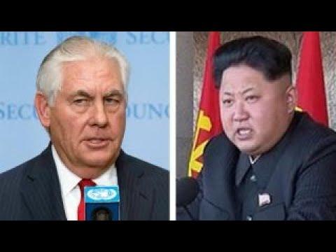 US turns up the heat on North Korea
