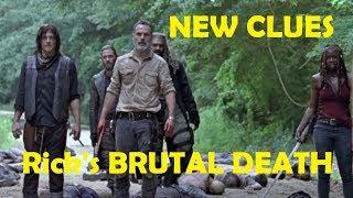 The Walking Dead Season 9 - Rick Grimes BRUTAL DEATH