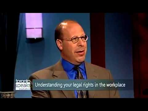 Toronto Speaks: Legal Advice- Employment and Labour Law (Season 2)