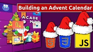 Building an Advent Calendar with JavaScript, HTML & CSS