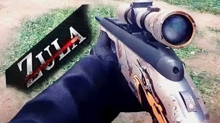 PC Multiplayer Shooter: Zula Online Gameplay