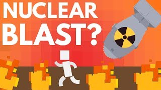 Gambar cover What Will A Nuclear Blast Do To Your Body?