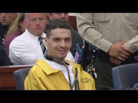 Rio Rancho cop killer Andrew Romero sentenced to life in prison