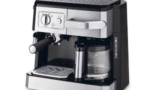 Обзор кофемашины DeLonghi BCO 420(, 2016-10-04T20:34:06.000Z)
