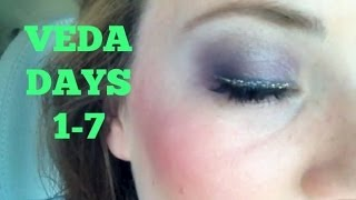 VEDA Days 1-7: New Job and Photoshoot! Thumbnail