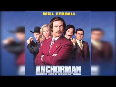 Ron Burgandy And The Channel 4 News Team - Afternoon Delight (From Anchorman)