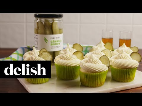 Josh and Ariel in the Morning - Would You Eat A Pickle Cupcake?